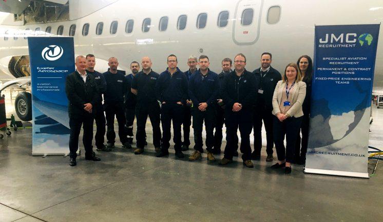 JMC & Exeter Aerospace
